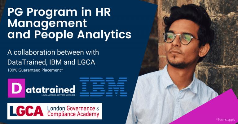 DataTrained, IBM and LGCA