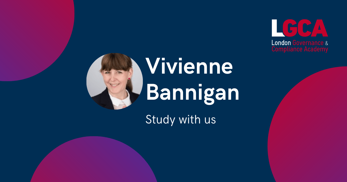 Lectures by Vivienne Bannigan