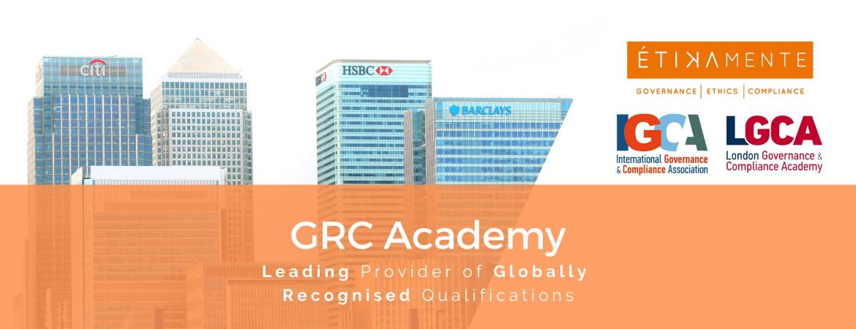 LGCA & Etikamente GEC Launch Governance, Risk & Compliance Training Academy